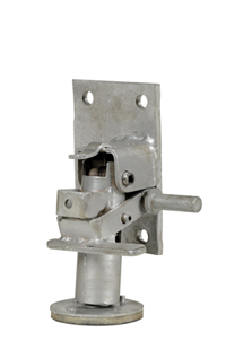 Great Push Down Pedal For Automatic Locking ...