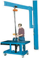 Low Clearance Mounted Wall Jib Crane