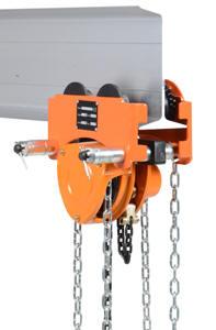 Vestil - Manual Crane Hoists