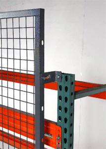 Vestil Back Guards For Pallet Racks