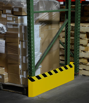 Vestil Pallet Rack End Guards