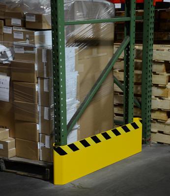 Vestil Pallet Rack End Guards